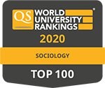QS – World University Rankings by subject, 2019